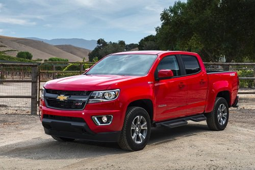 2016 Chevrolet Colorado Duramax Diesel Gets 31 Mpg Highway