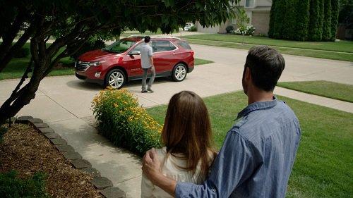 OnStar Family Link Chevrolet