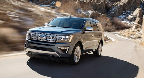 Ford Recently Unveiled The All New Expedition Full Size Suv Providing Families With Flexible E More Technology And Safety Connectivity
