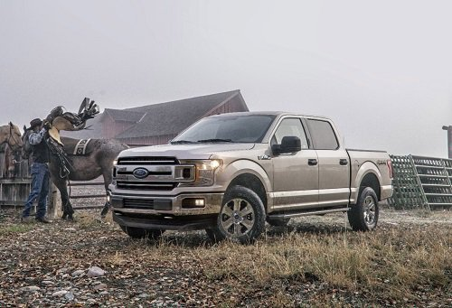 2018 ford f-150 features advanced new powertrain lineup