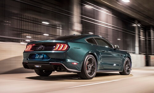 """Ford Celebrates 50th Anniversary of """"Bullitt"""" with Limited-Edition ..."""