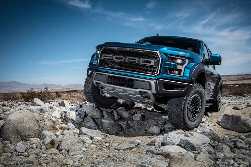 Ford Is Updating The  Raptor Giving It Even Better Off Road Capability New Safety And Convenience Features And Upgraded Seats