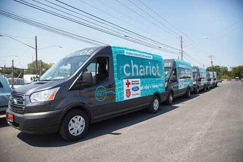 Ford Transit Chariot