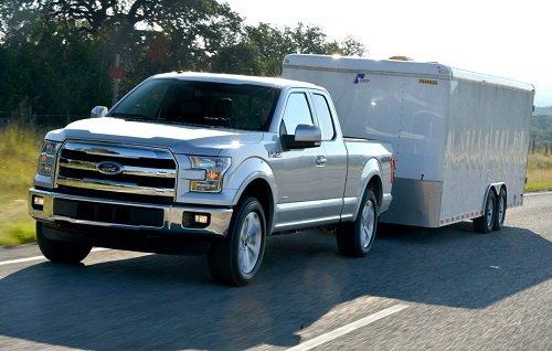 2016 ford f 150 ecoboost wins texas truck fuel economy challenge. Black Bedroom Furniture Sets. Home Design Ideas