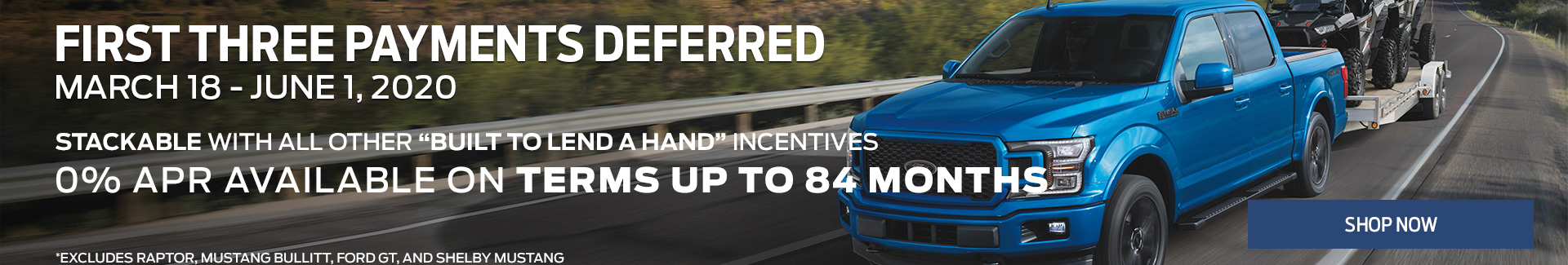 Ford Deferred Payments Srp 3