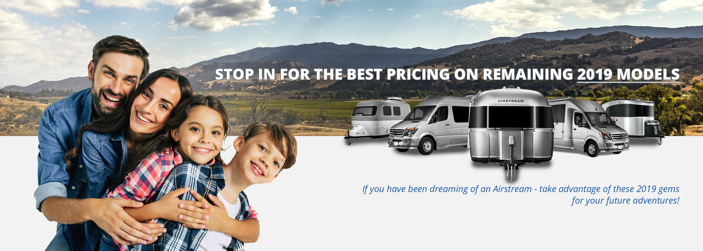 Airstream Santa Barbara: Airstream Dealership in California