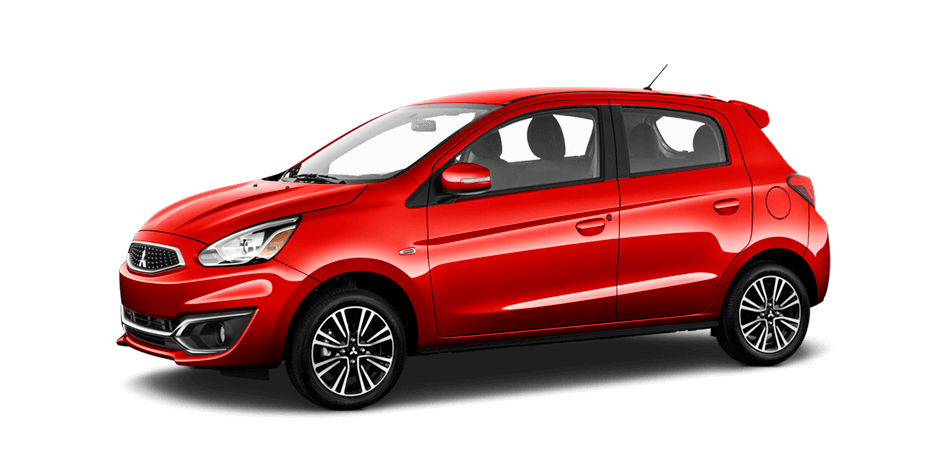 2018 Mitsubishi Mirage Offers Style & A Large Number of Aities