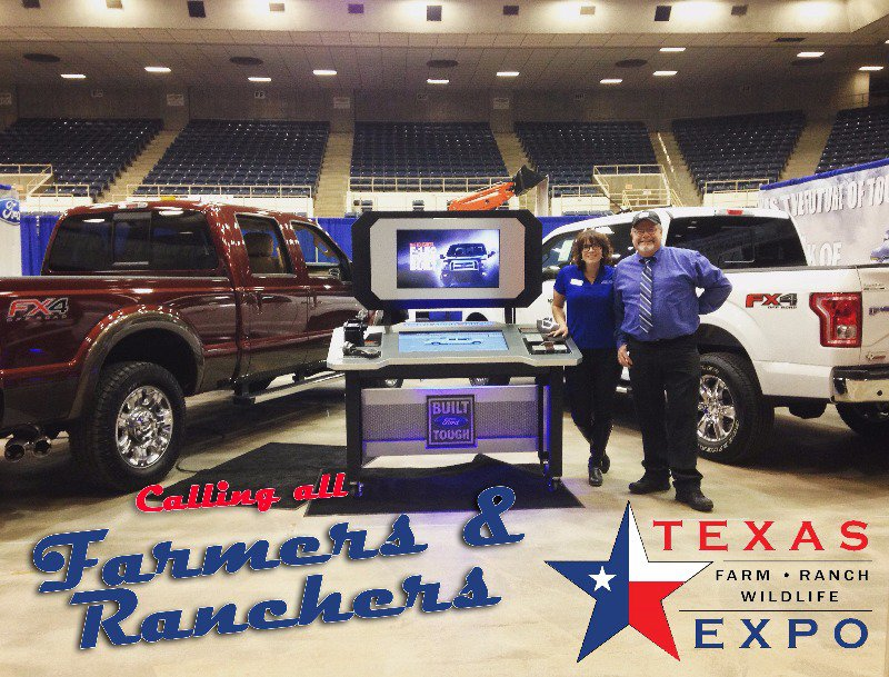Arrow Ford Abilene >> Farm • Ranch • Wildlife Expo 2016