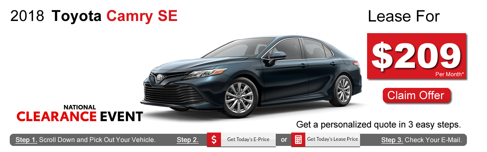 Toyota Camry Deals Serving Boston Woburn And Danvers Ma