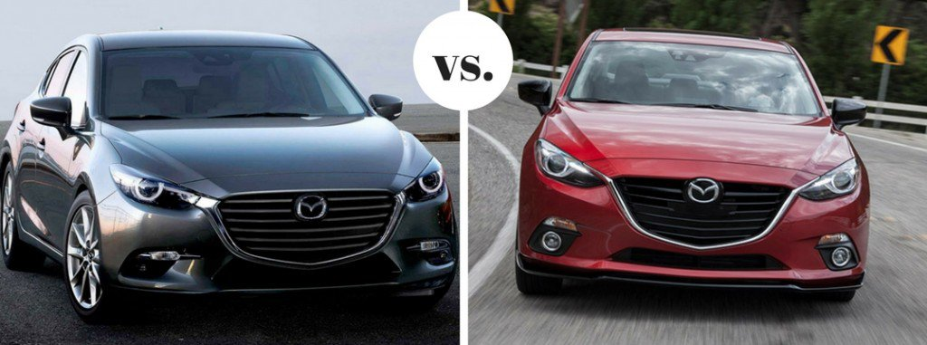 2017 mazda3 hatchback vs sedan trim level comparison. Black Bedroom Furniture Sets. Home Design Ideas