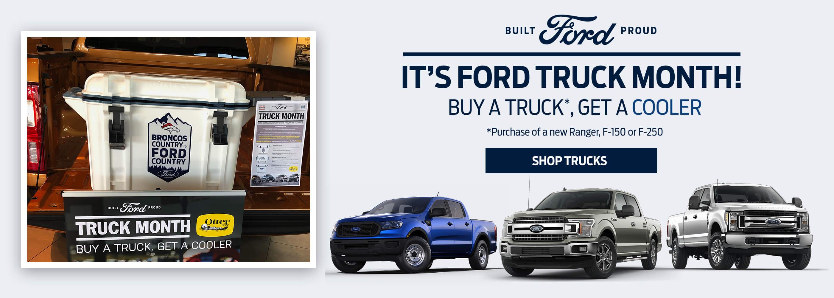 Buy A Truck Get A Cooler 1