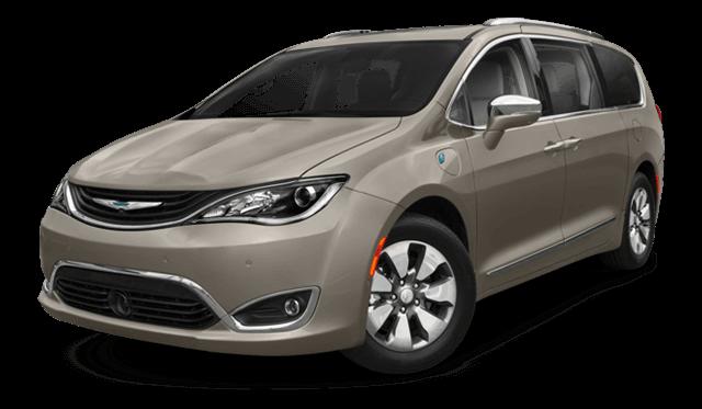 2018 Chrysler Pacifica Comparison