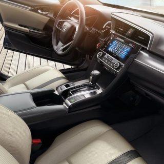 2018 Civic Sedan Ex Touring Int Beige Front Passenger Pov 1400 1x