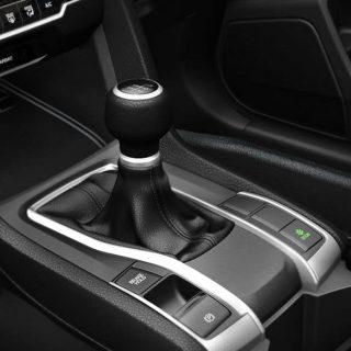 2018 Civic Sedan Lx Int Black 6 Speed Man Shift 1400 1x