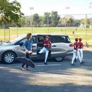 2019 Honda Odyssey Exterior 2 2