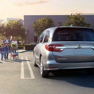 2019 Honda Odyssey Exterior 3 3