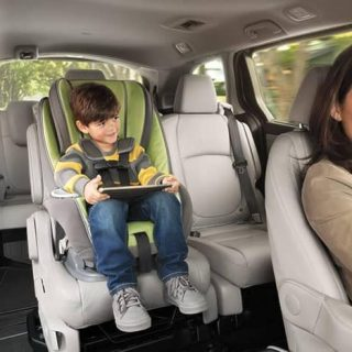 2019 Honda Odyssey Interior 1 2