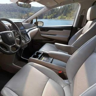 2019 Honda Odyssey Interior 2 2