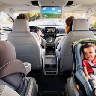 2019 Honda Odyssey Interior 3 2