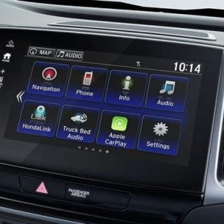 2019 Honda Ridgeline Interior 03