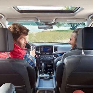 2019 Honda Ridgeline Interior 041