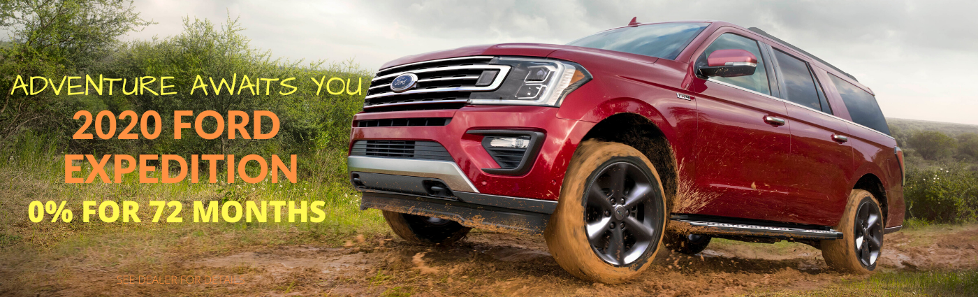 0 For 72 Months Ford Expedition Landing Page