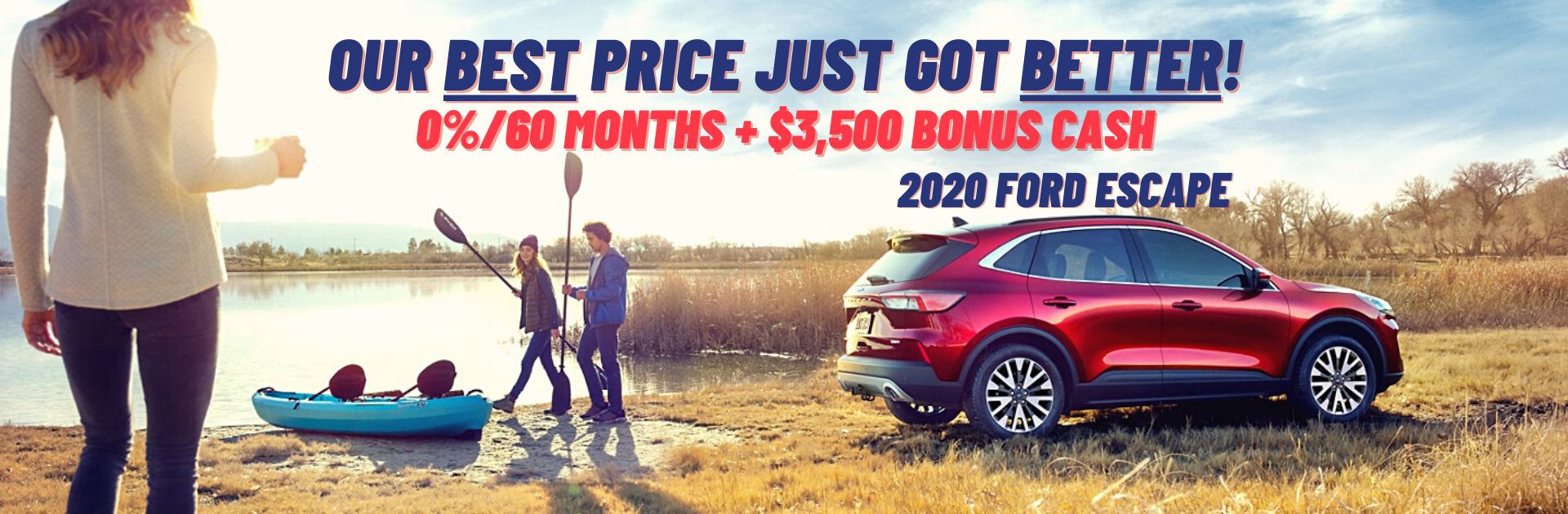 2020 Ford Escape Landing Page1