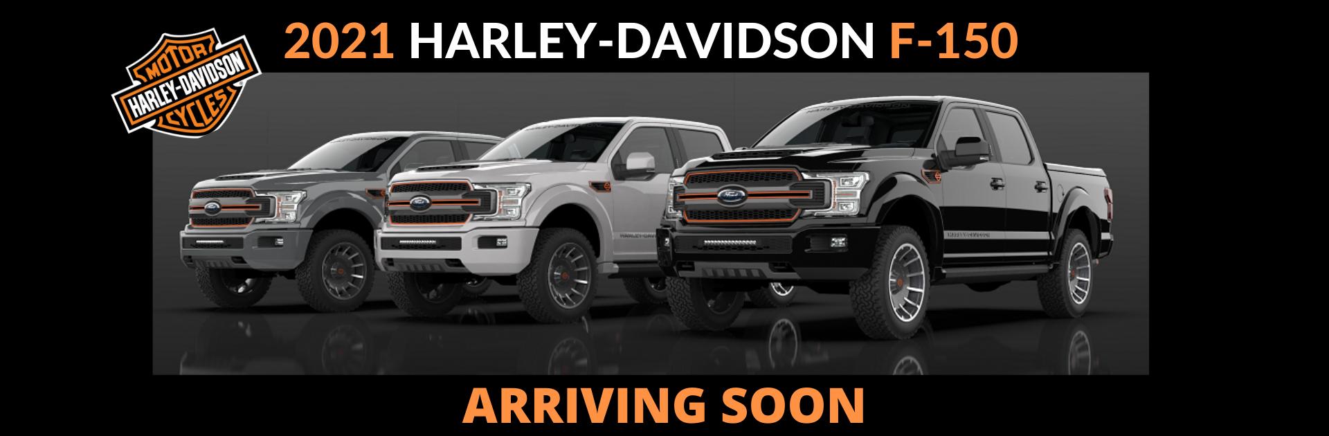 2021 Harley Davidson Arriving Soon