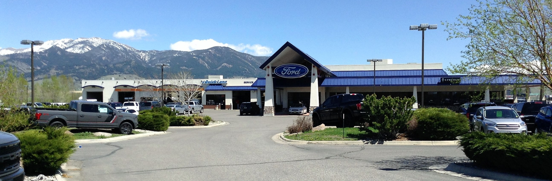Bozeman Ford Exterior Picture
