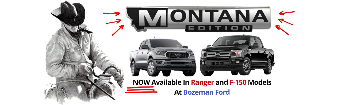 Bozeman Ford Montana Edition