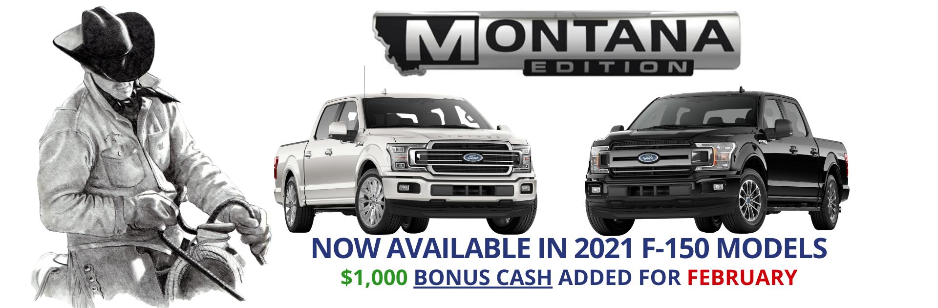 Montana Edition February
