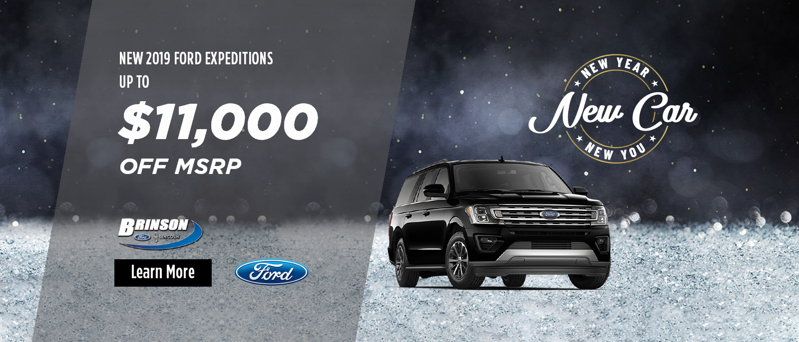 2019 Ford Expeditions