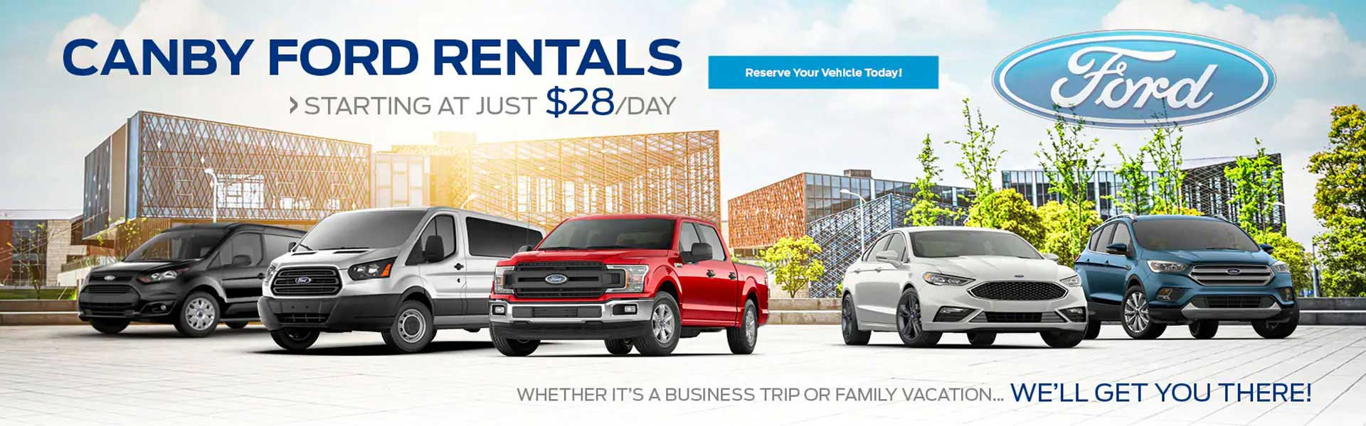 Truck Rentals Near Me >> Canby Ford Inc Ford Dealership In Canby Or