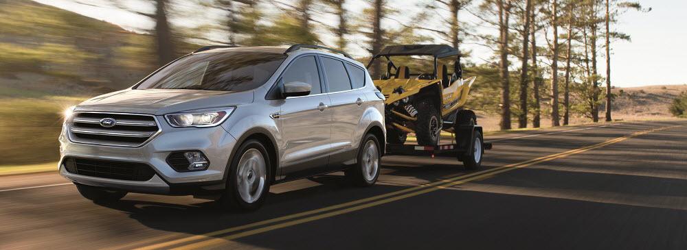 Ford Escape Trim Levels | Des Moines, IA
