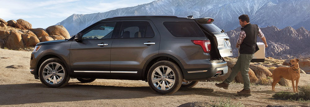 Ford SUVs | Des Moines, IA