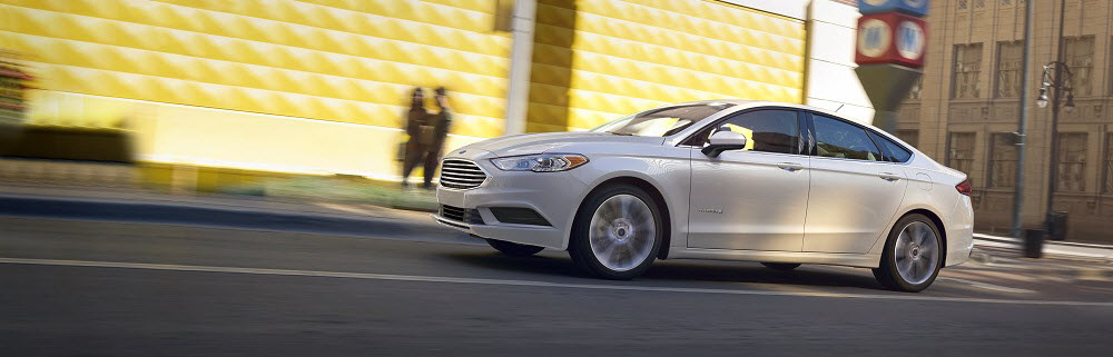 Ford Fusion Trim Levels | Des Moines, IA