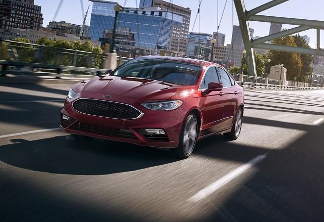 Des Moines, IA | Ford Fusion Trim Levels