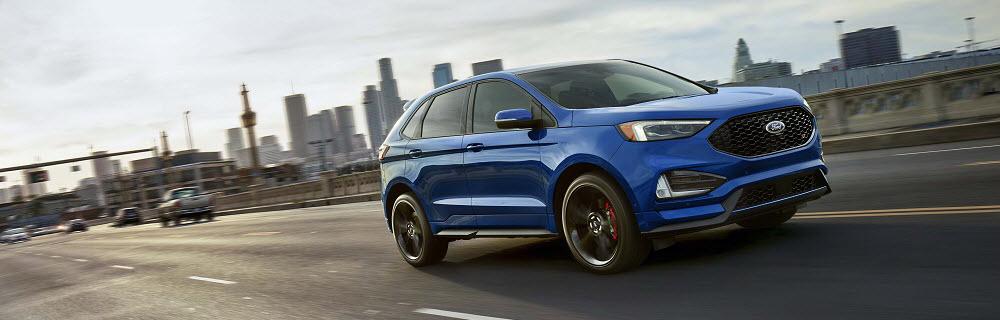 Ford Edge Trim Levels | Des Moines, IA