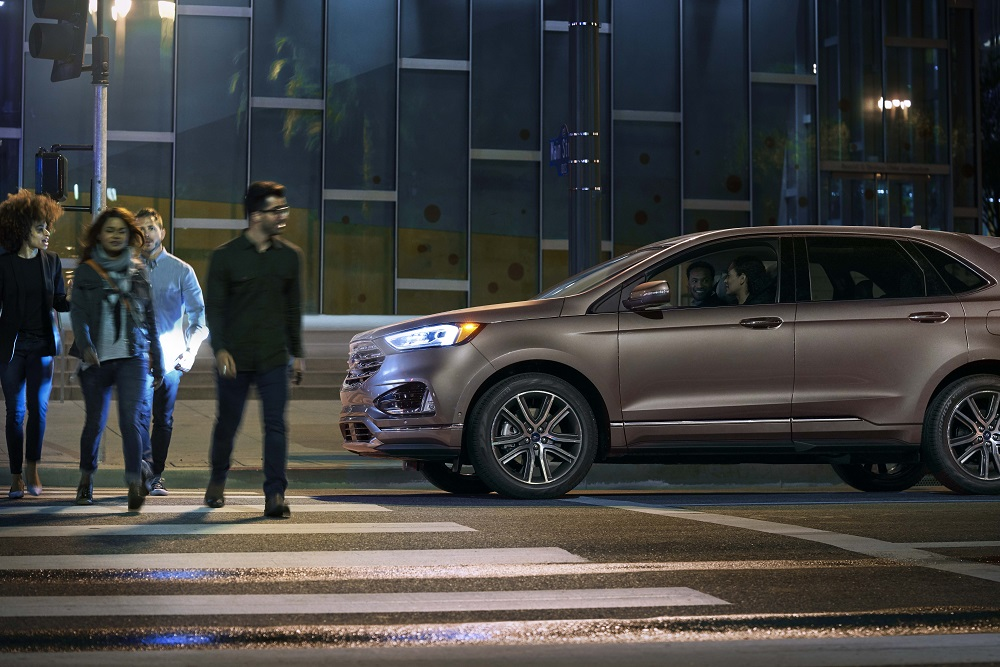 Ford Edge Trim Levels in Des Moines, Iowa