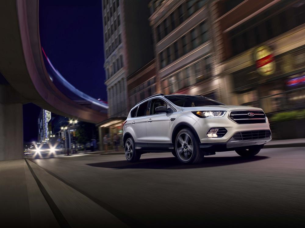 Ford Escape Trim Levels in Des Moines, Iowa