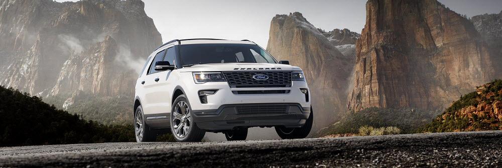 Ford Explorer | Des Moines, IA