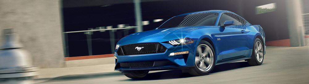 Mustang Trim Levels   Des Moines, IA