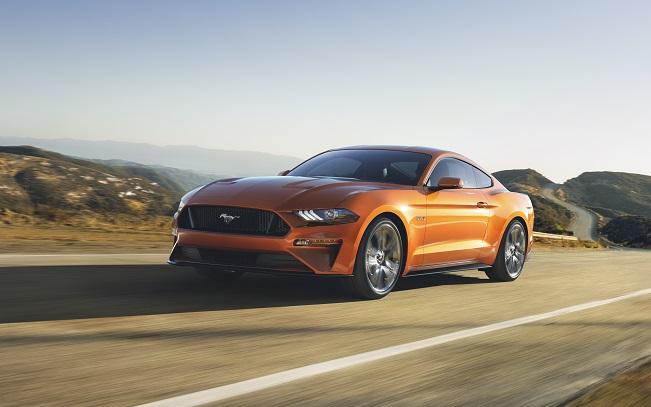 Des Moines, IA   Mustang Trim Levels