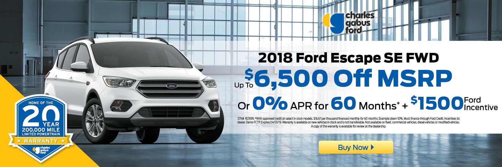 Charles Gabus Ford >> Ford Dealer Des Moines, IA | Charles Gabus Ford