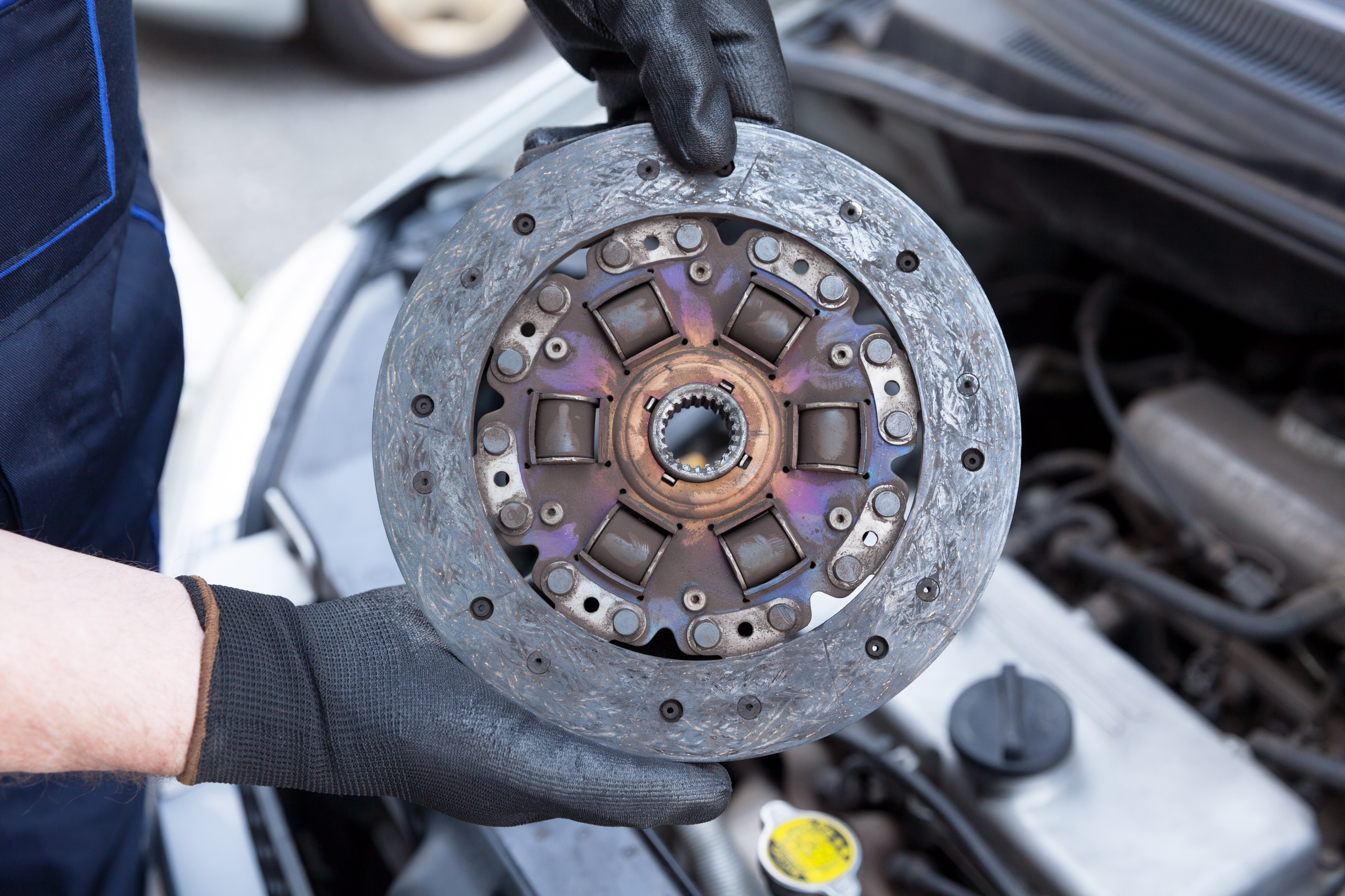 Clutch Replacement near Des Moines, IA