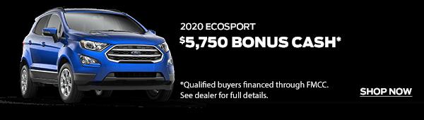 2020 Ecosport