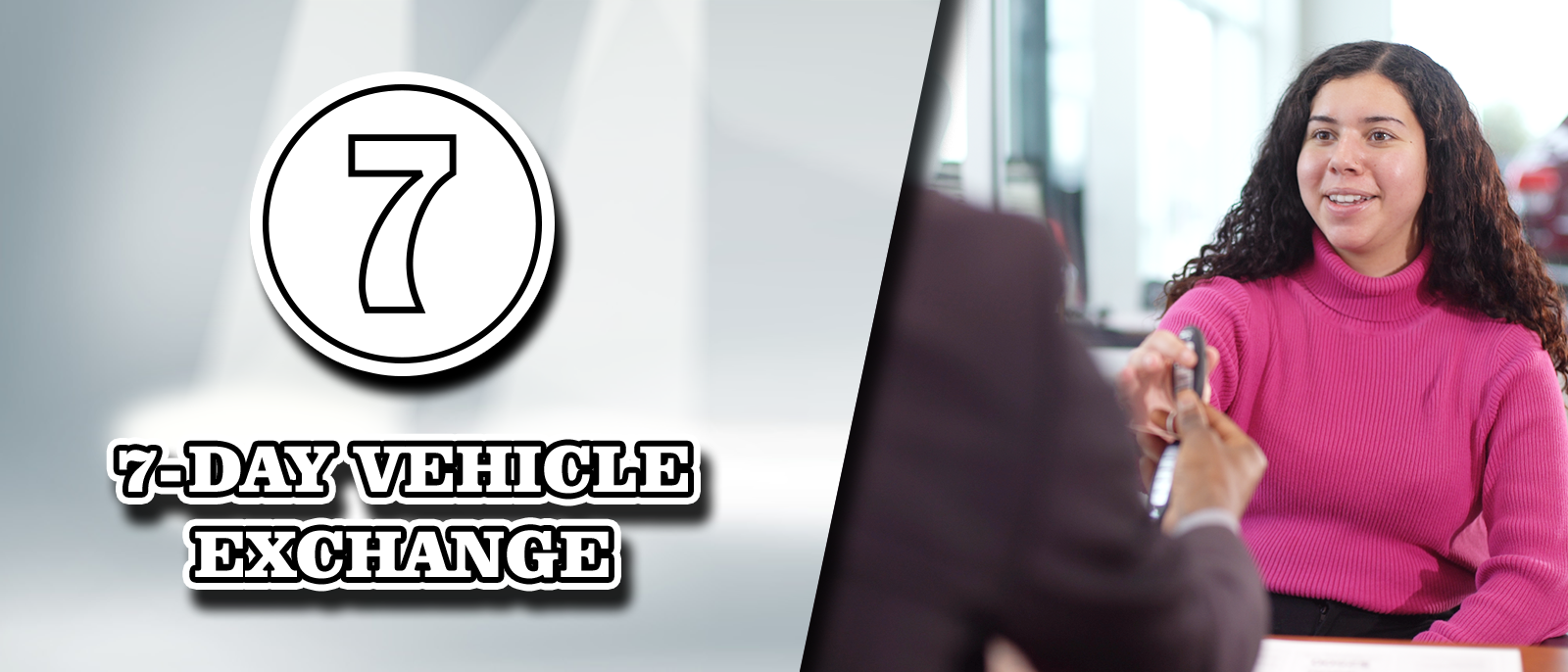 3-Day Guarantee or 7-Day Vehicle Exchange at Clay Cooley Volkswagen of Park Cities