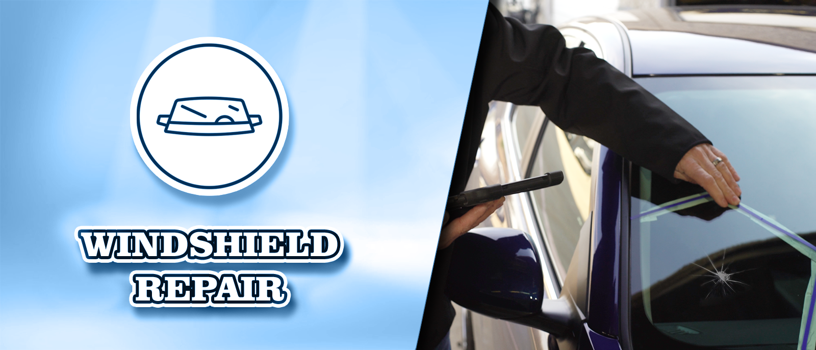 windshield repair at Clay Cooley Hyundai of Rockwall