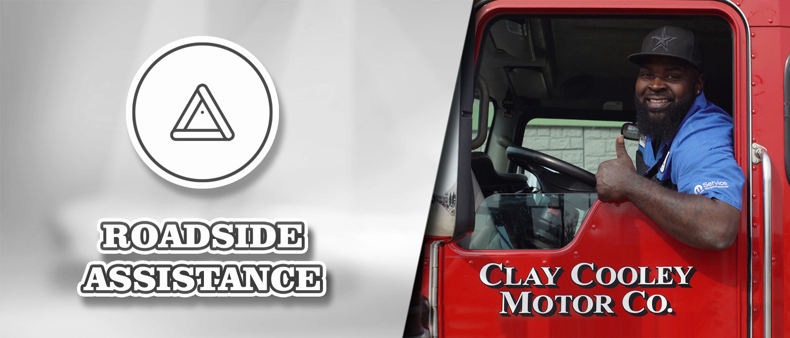 Roadside Assistance at Clay Cooley Volkswagen of Park Cities