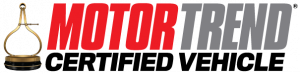 Motortrend Certification Badge